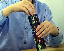 как сделать калейдоскоп