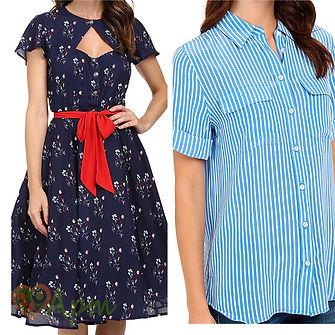 Курс пошива платьев и блуз