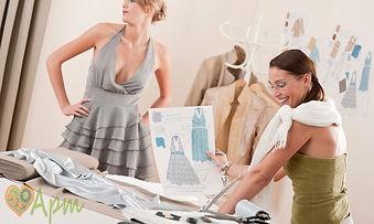 Индивидуальные уроки по шитью