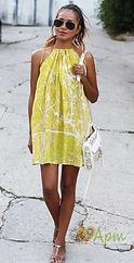 Шить летнее платье за один день