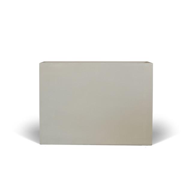 AP664 Tall Trough with Shelf White