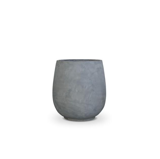 AP677 Palm Pot Grey