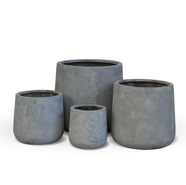 AP631 Cylinder Pot Grey