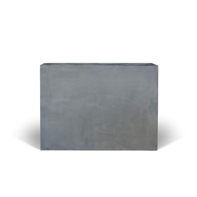 AP664 Tall Trough with Shelf Grey