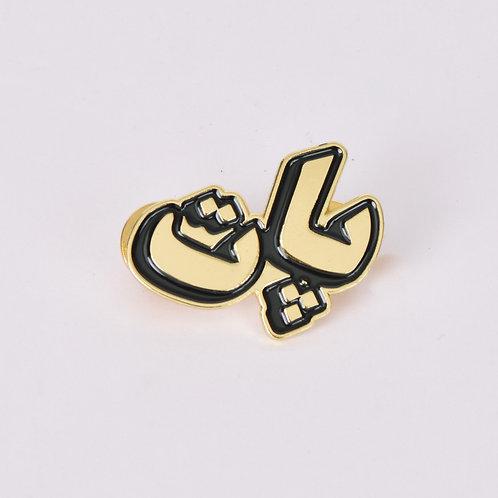 POT Farsi Pin