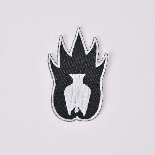 Iron-On Logo Patch