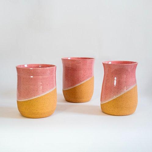 Utensil Holders or Vase - Rosa