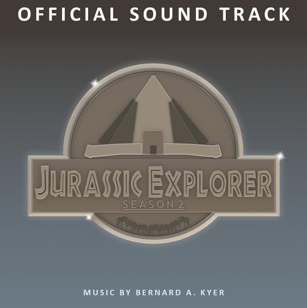Jurassic Explorer: Season 2 Album!