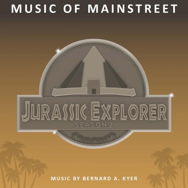 Jurassic Explorer: Music of Mainstreet & Unlockables