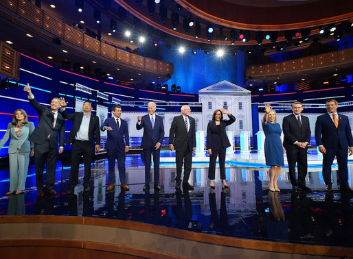 Which Democratic Candidates Have the Best- And Worst- Website Copy