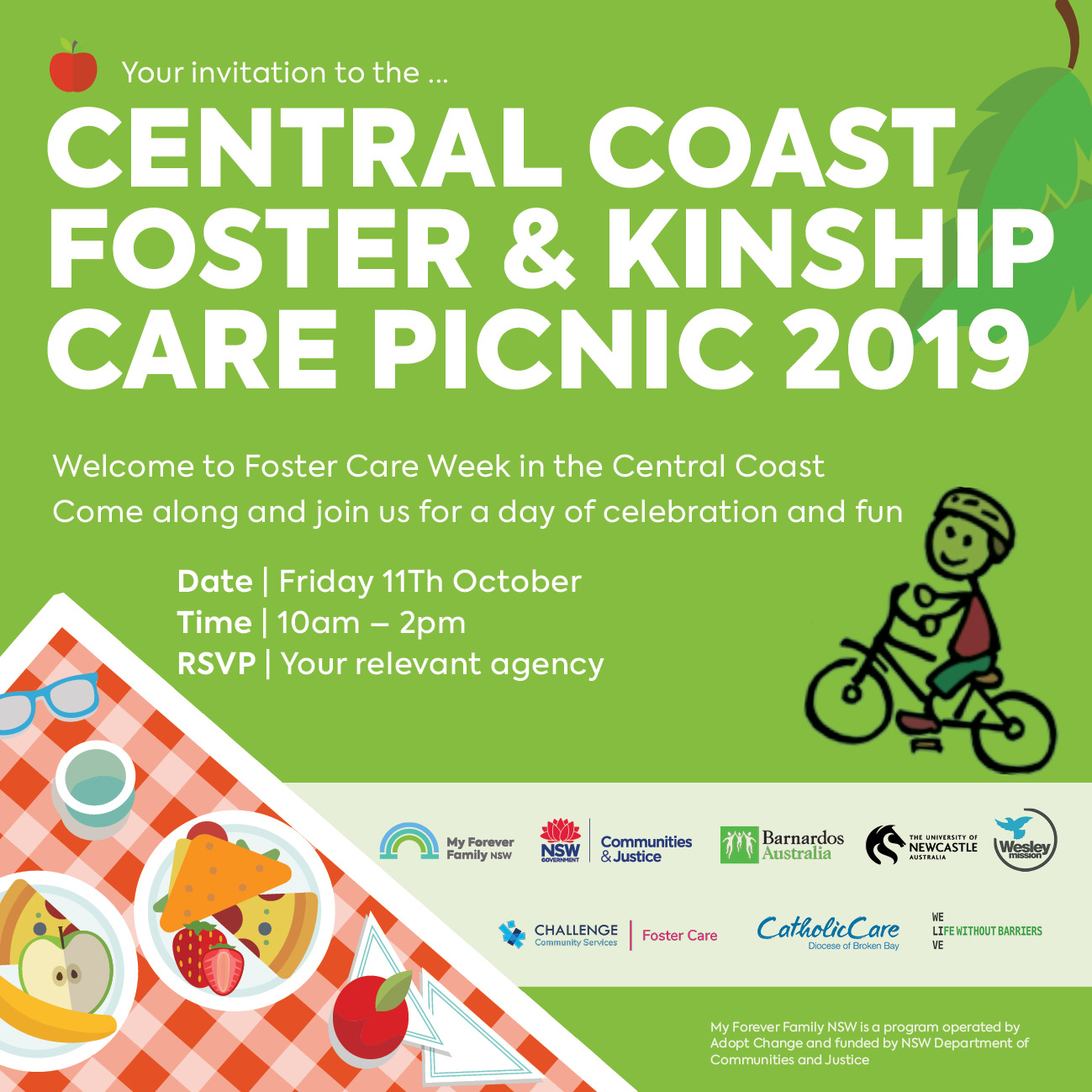 Foster and Kinship Care Picnic