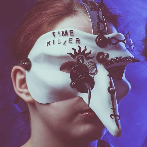 "Maske ""Time Killer"""