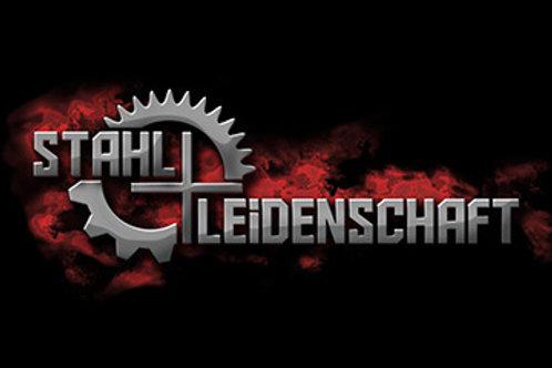 """Tasse """"Stahl & Leidenschaft"""""""