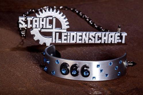 "Halsband ""666"""