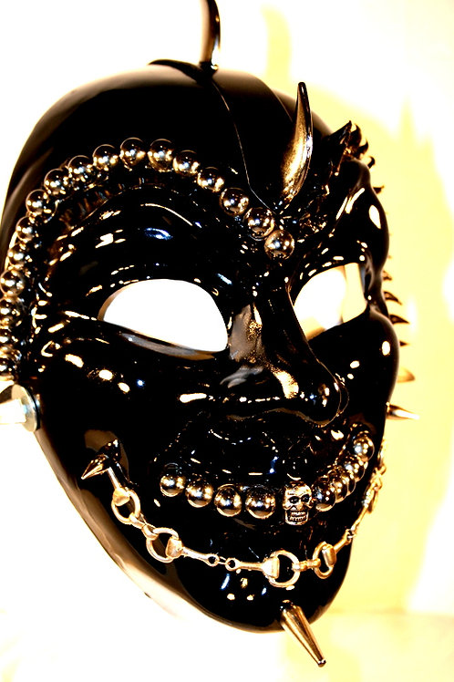 "Maske ""Evil Clown"""