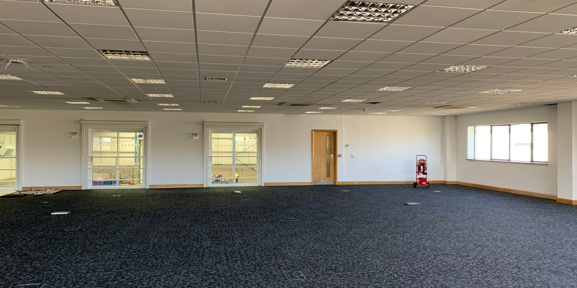 5 Penner Road, Open Plan Offices