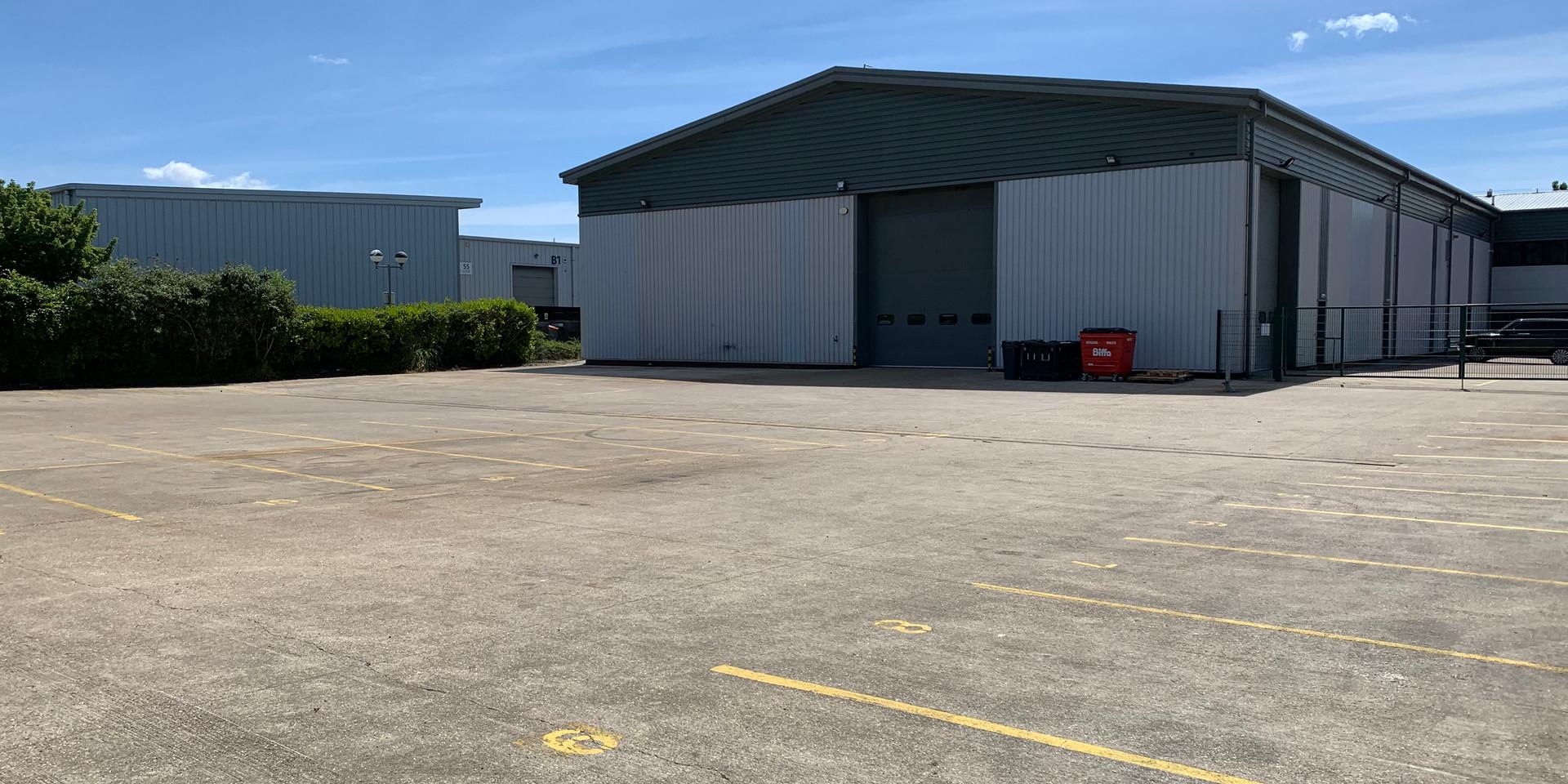 5 Penner Road, Rear Yard & Parking