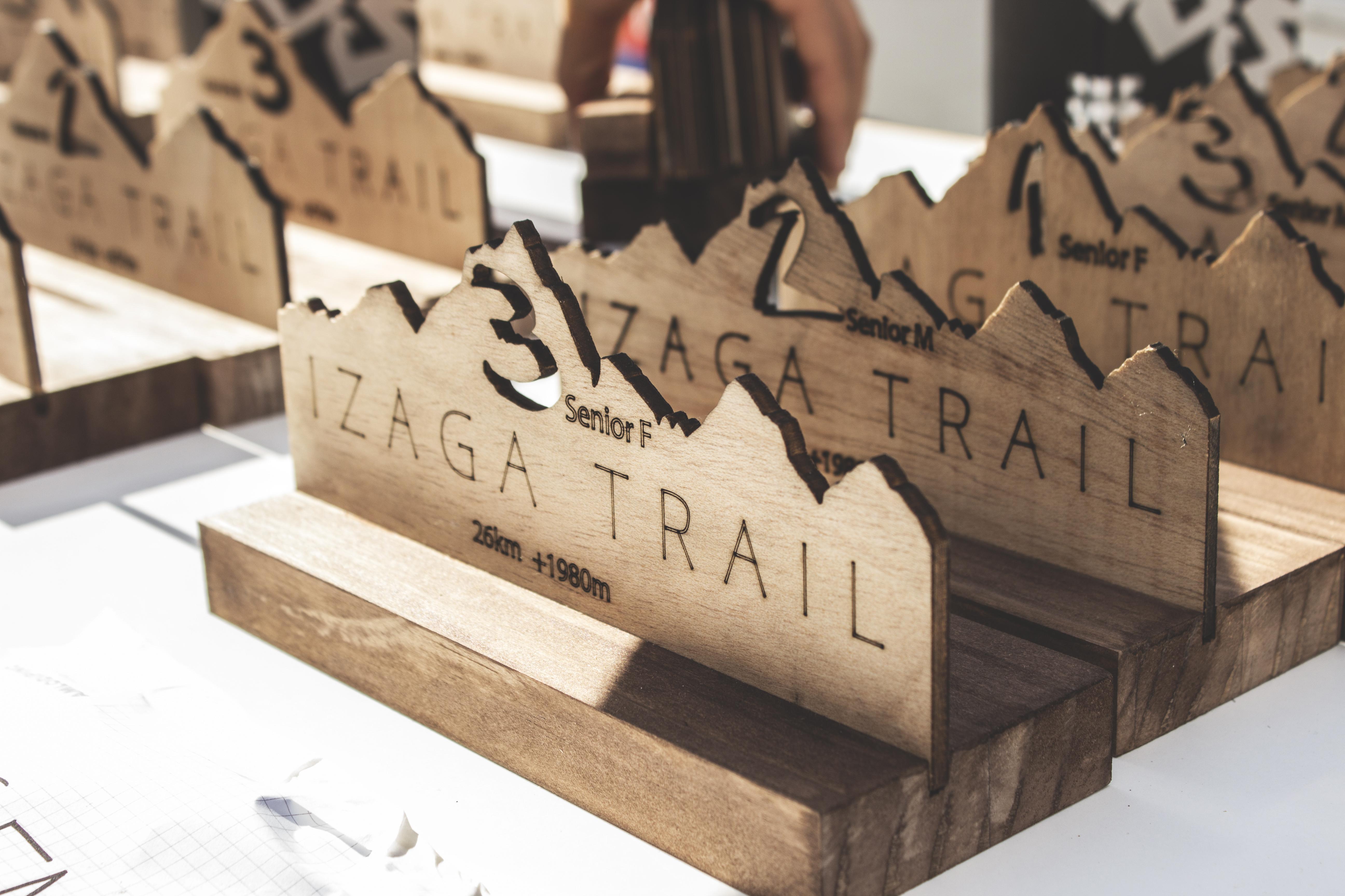 Trofeos Izaga Trail