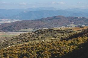 Recorrido Izaga Trail