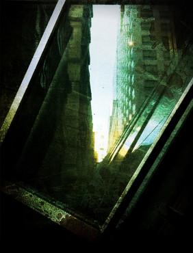 Fenêtre sur la ville (couleur)