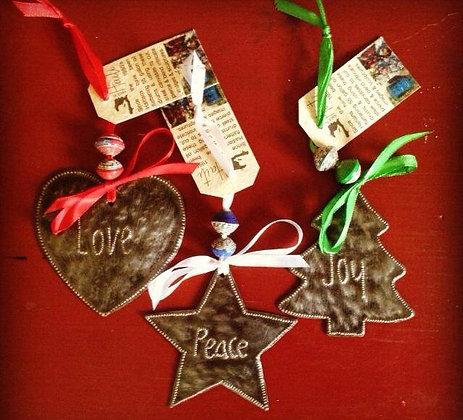 Haitian Ornaments (2013)