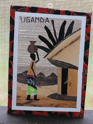 Ugandan Print