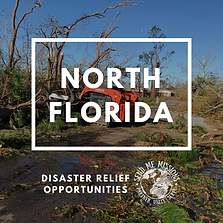 North Florida Disaster Relief Opportunit