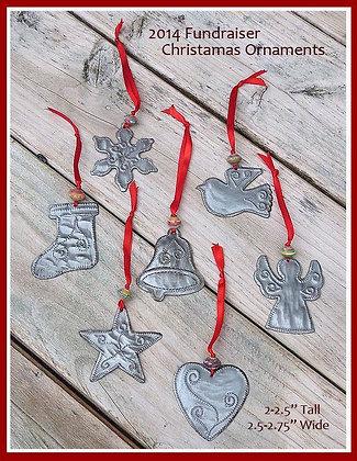 Haitian Ornaments (2014)