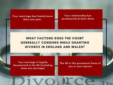 I don't want a divorce!