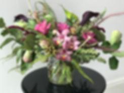 Arranjo Flores Haste
