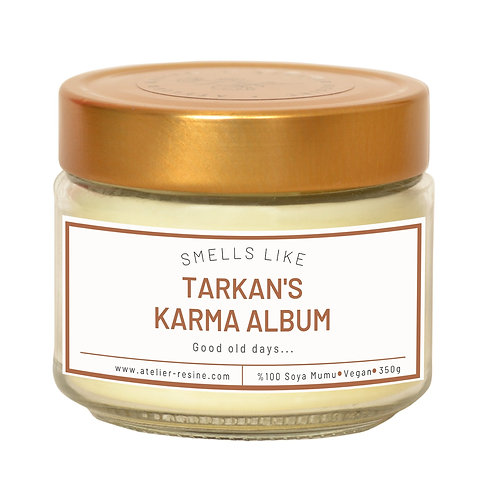Tarkan's Karma Album