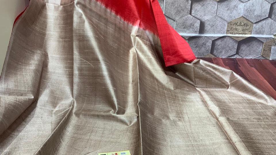 Pure Dupian Silk