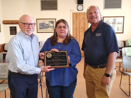 Lancaster HPC Recognizes iconic Village Property for May Preservation Month