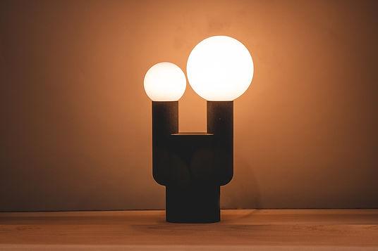 Moodbild Sandstone Lampe von David Taylor und Sandhelden