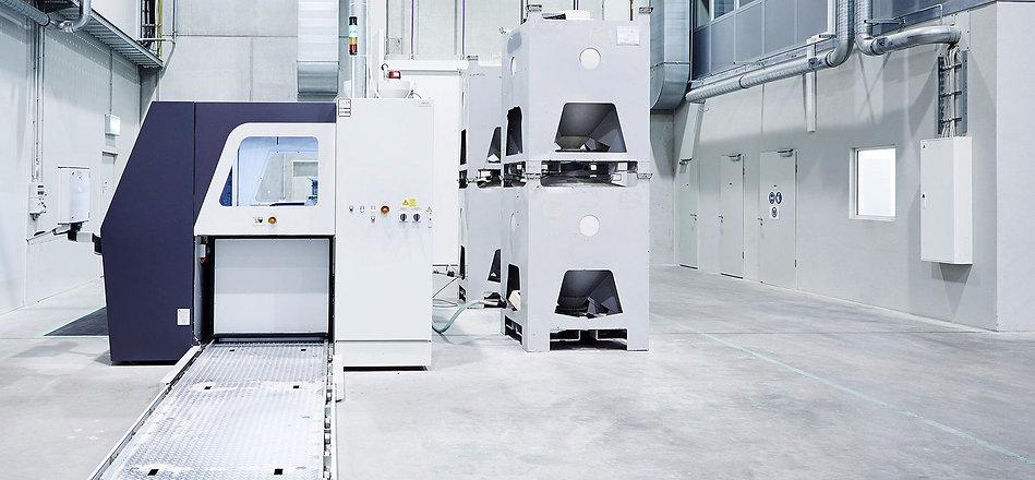 S-Max 3D-Sanddrucker von der ExOne GmbH