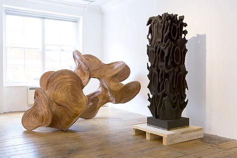 Dniel Widrig Instances Sandhelden The Aram Gallery Material Architecture Lab Andere Skulptur