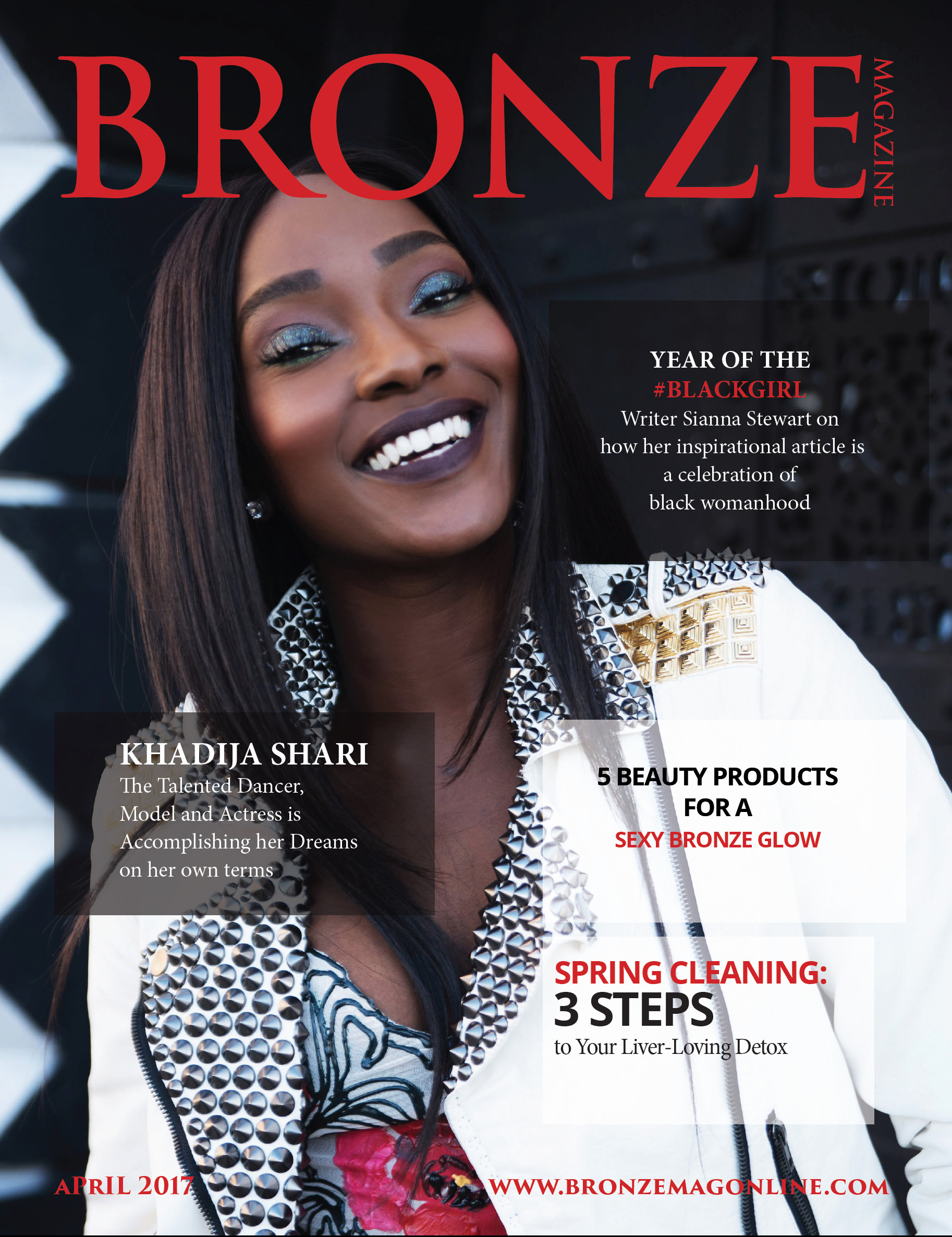 April 2017 Issue Cover
