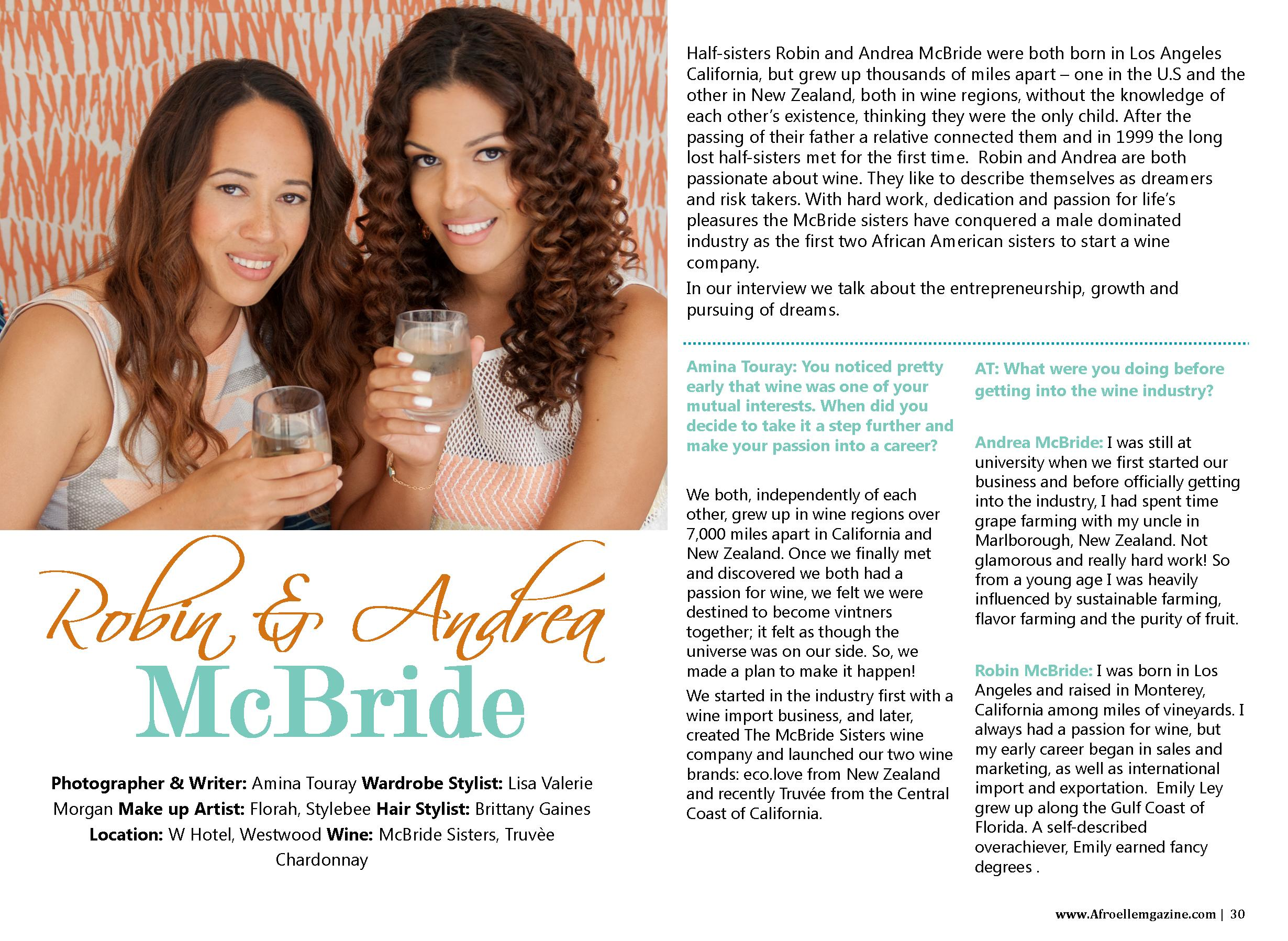 July Issue - McBride