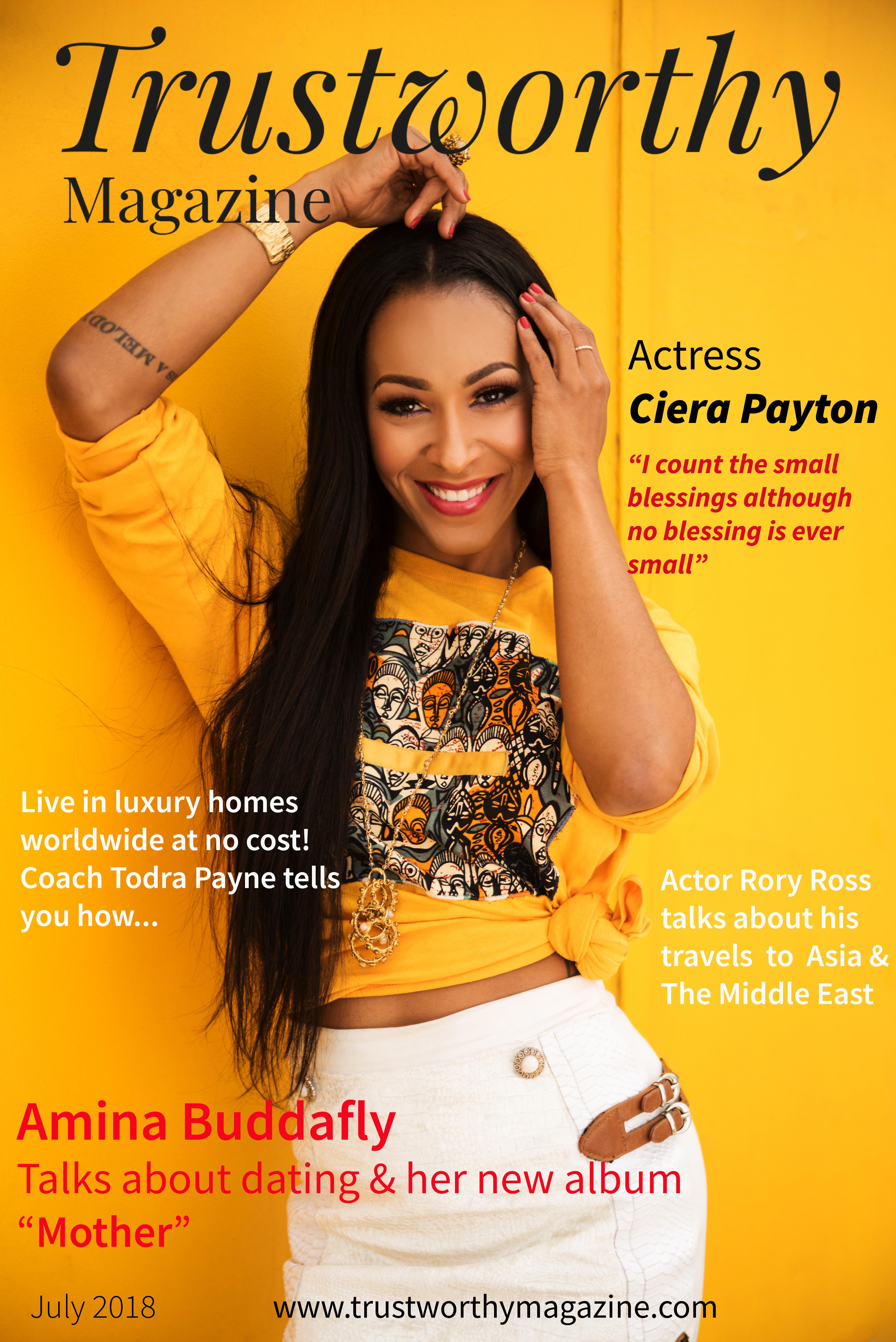 1 Amina Front Cover