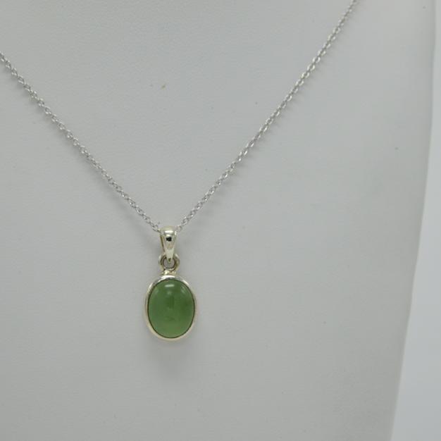Collier Jade Néphrite