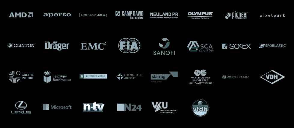 MEDIAPORTA | Kunden & Referenzliste