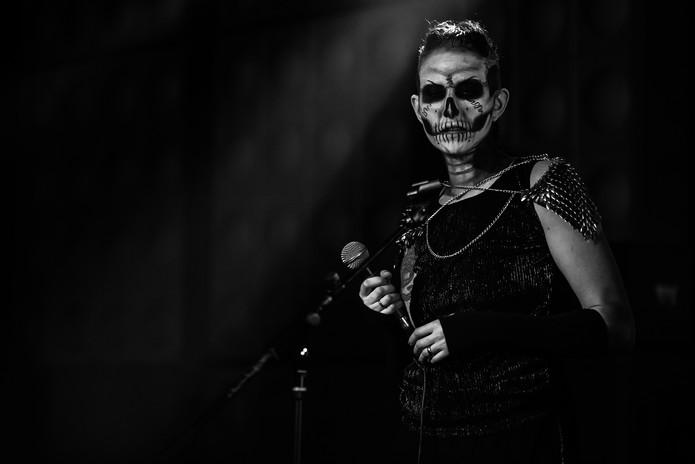 Lora Maze - Unquiet Dead