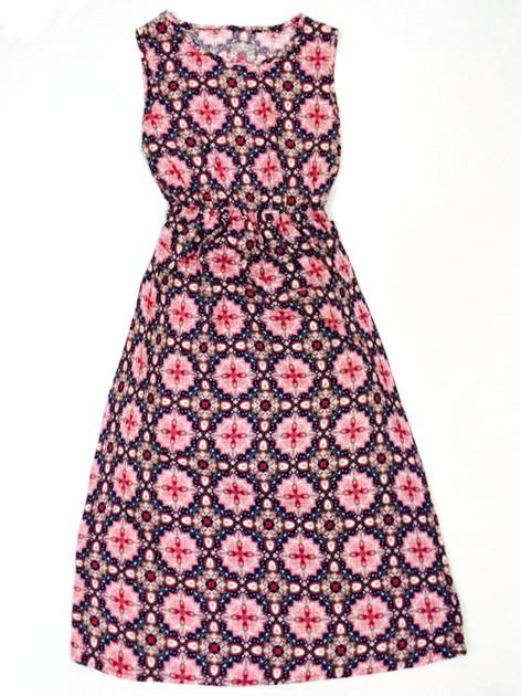 Valencia Bloom Dress