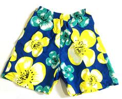 Sunny Flower Beach Short
