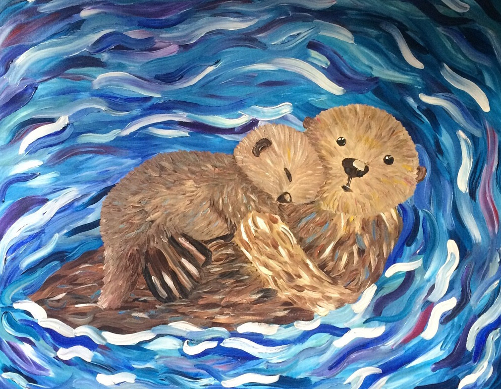 Otterly Love, Print_1