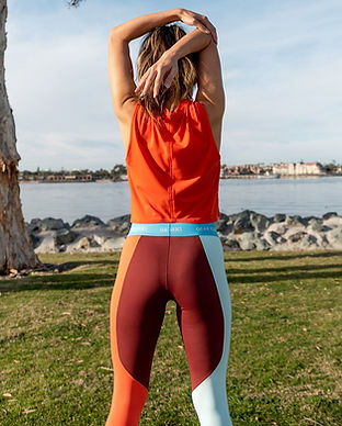 cotopaxi recycled ethical fair trade sustainable yoga leggings activewear