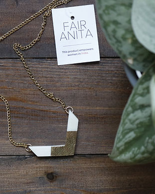 fair anita sustainable and ethical jewelry