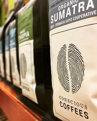 conscious coffees fair trade ethical organic sustainable coffee and chocolate directory
