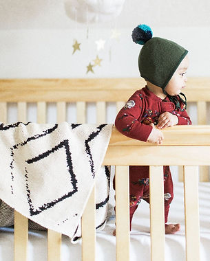 seek and swoon fair trade organic sustainable baby blankets
