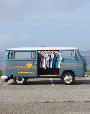 marine layer Sustainable and ethical mens clothing